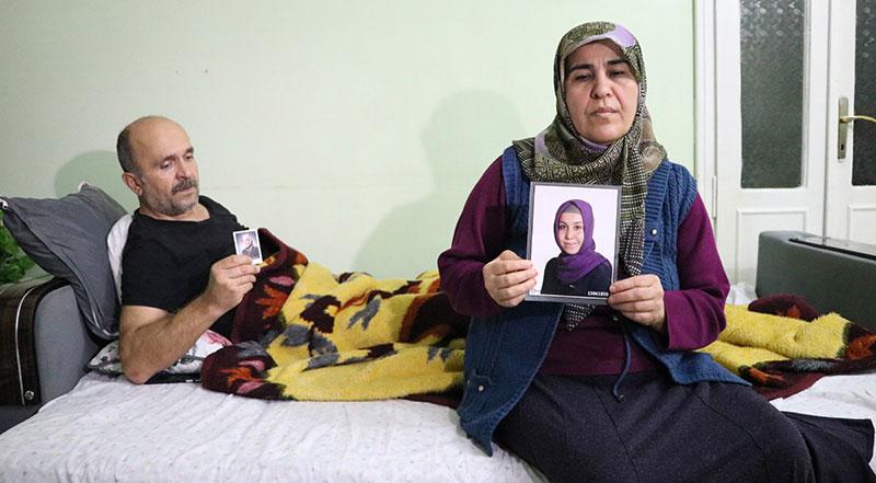 """Çam Ailesi """"Kızımız İntihar Etmedi Kocası Öldürdü"""""""