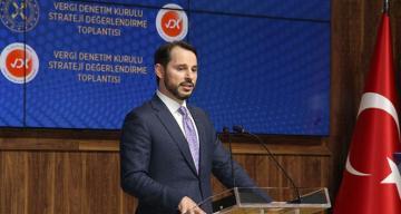 FİKKO, Bakan Albayrak başkanlığında toplandı