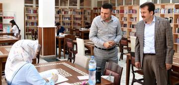 Kahramanmaraş Büyükşehir'den Gençliğe Yatırım