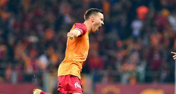 Linnes, Süper Lig kariyerindeki ilk golünü Fenerbahçe ağlarına attı