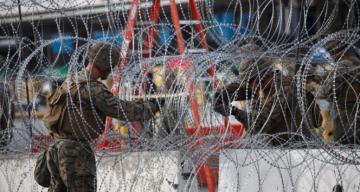 Meksika sınırında tansiyon artıyor